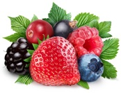 Eat red fruits